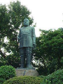 220px-Saigo-Takamori_statue_Kagoshima.jpg