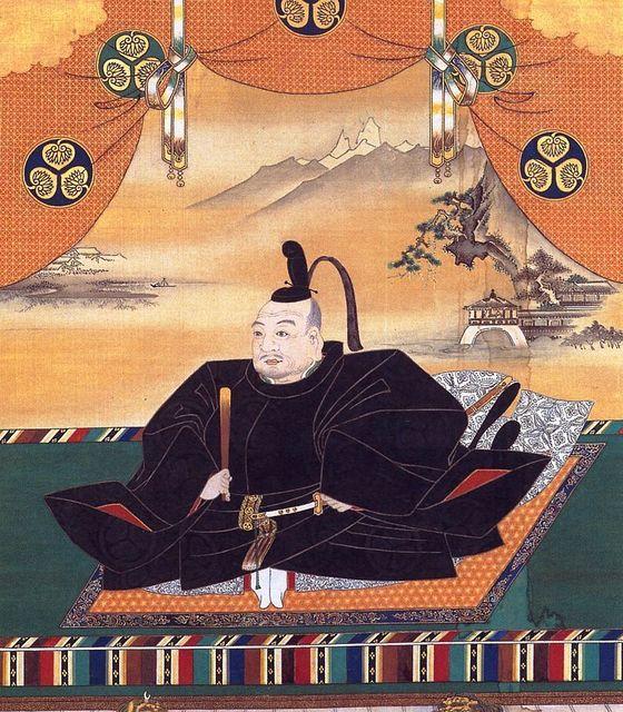 初代将軍徳川家康(とくがわ いえやす).JPG